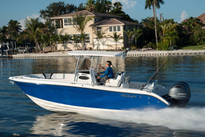 New Century 2600 Center Console Fishing Boat For Sale