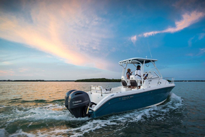 New Century 2600 Bowrider Boat For Sale