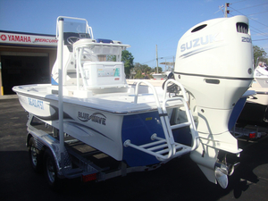 New Blue Wave STL 2200 Center Console Fishing Boat For Sale