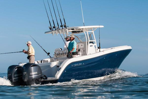 New Century 3200 Center Console Fishing Boat For Sale
