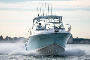 New Century 30 Express Aft Cabin Boat For Sale