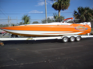 Used Skater Douglas Marine Other Boat For Sale