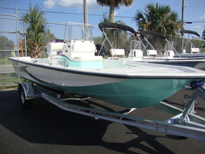New Blue Wave 1902 Evolution Center Console Fishing Boat For Sale