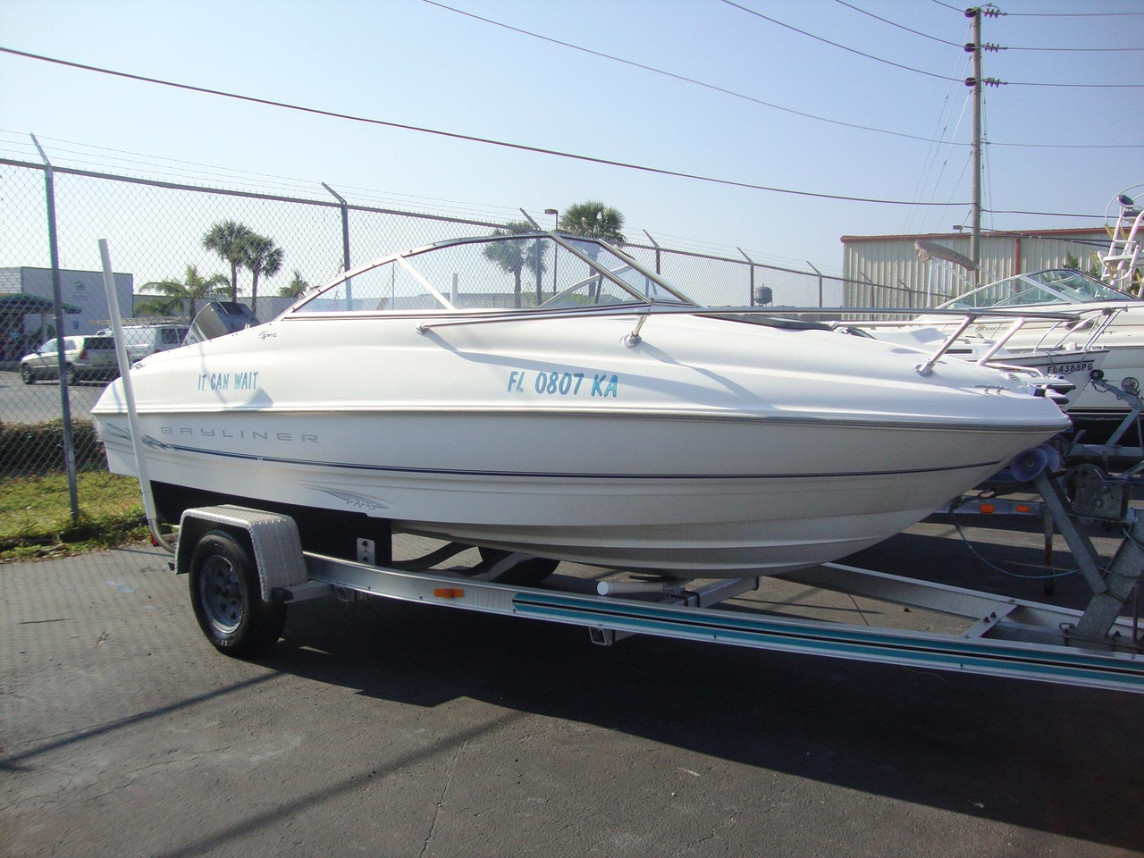 1998 Used Bayliner Ciara Cuddy Cabin Boat For Sale - $5,995 - New