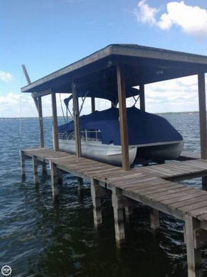 Used Bennington 2275 GW Pontoon Boat For Sale