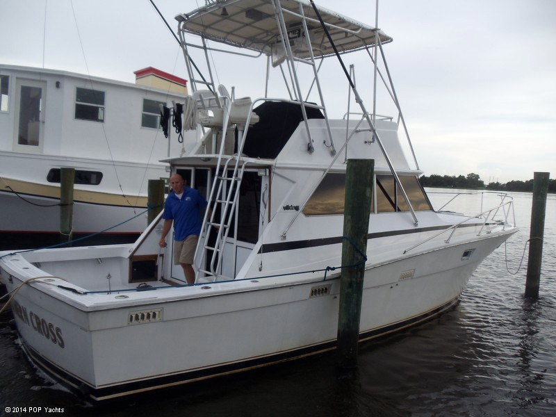 1978 used viking 35 sports fishing boat for sale 44 100 for Viking fishing boats