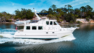 Used North Pacific 42 Trawler Boat For Sale