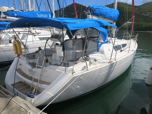 Used Jeanneau Sun Odyssey 36I Sloop Sailboat For Sale