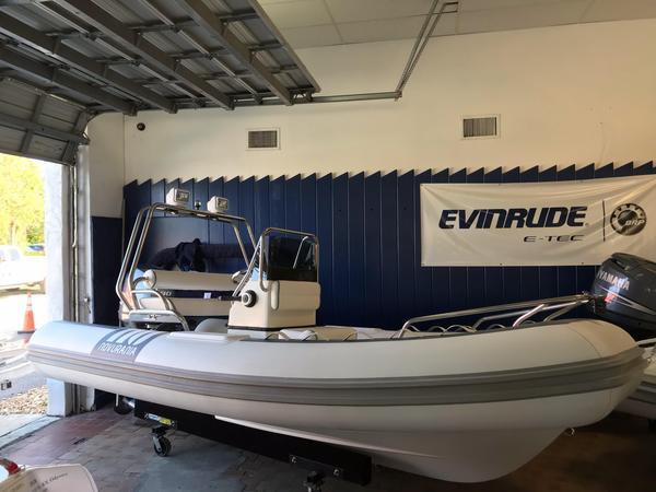 Used Novurania 460 DL Tender Boat For Sale