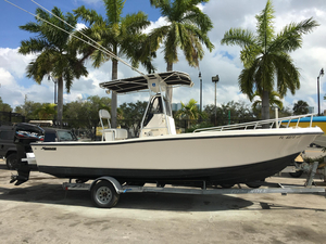 Used Mako 232 Center Console Fishing Boat For Sale