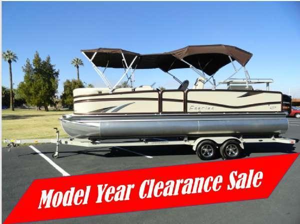 New Premier 250 Solaris Pontoon Boat For Sale