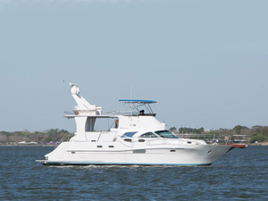 Used Custom Signature Series Motor Yacht For Sale