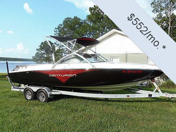 Used Centurion SV 240 Enzo Jet Boat For Sale