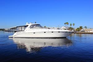 Used Sea Ray 55 Sundancer Cuddy Cabin Boat For Sale