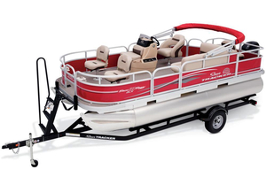 New Sun Tracker Bass Buggy 18 DLX Pontoon Boat For Sale