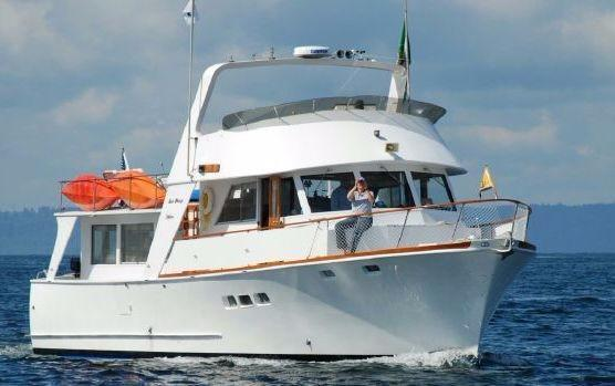 Used Stephens Trawler Boat For Sale