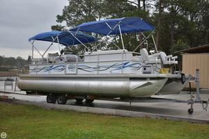 Used Leisure Kraft 259 Pontoon Boat For Sale