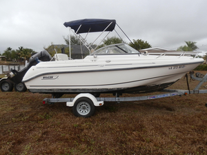 Used Boston Whaler 180 Ventura Freshwater Fishing Boat For Sale