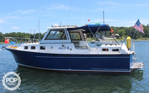 Used Albin Yachts 27 Family Cruiser Aft Cabin Boat For Sale