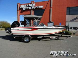 Used Triton Boats 186 Escape Ski and Fish Boat For Sale