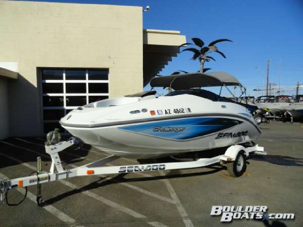 2005 Used Sea Doo Challenger 180 215 Hp Jet Boat For
