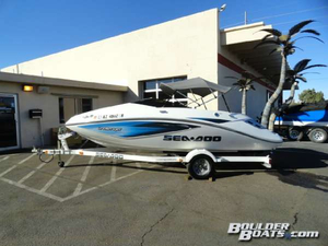 Used Sea-Doo Challenger 180 (215 hp) Jet Boat For Sale