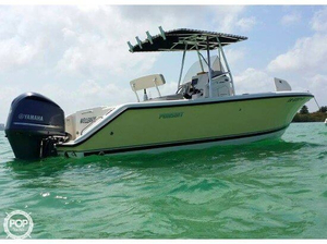 Used Pursuit C 230 Center Console Fishing Boat For Sale