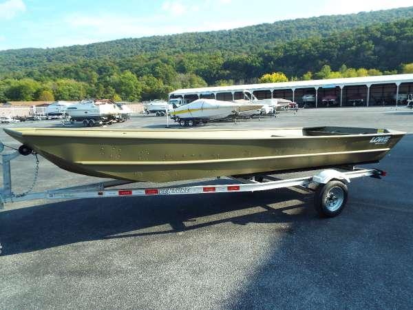 New Lowe L1852MT Jon Boat For Sale