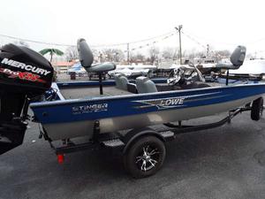New Lowe Stinger 18 Pro Elite Freshwater Fishing Boat For Sale