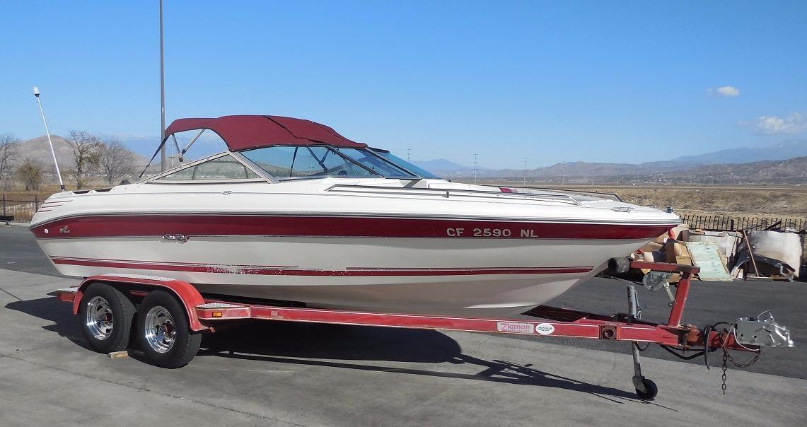 1993 Used Sea Ray 200200 Bowrider Boat For Sale - $9,900