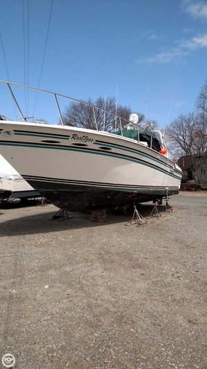 Used Sea Ray 460 EC Express Cruiser Boat For Sale