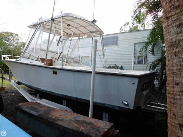 Used White Water 25 Cruiser Boat For Sale