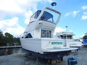 Used Carver 33 Super Sport Motor Yacht For Sale