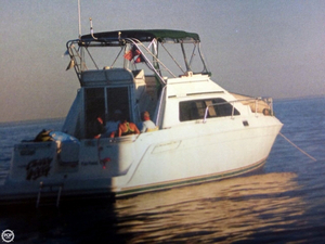 Used Mainship 31 Sedan Bridge Sports Fishing Boat For Sale