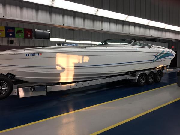 Used Formula 382 SR1 High Performance Boat For Sale