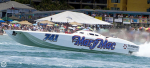 Used Mti 48 Race Series High Performance Boat For Sale