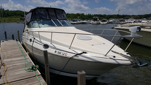 Used Cruisers Yachts 2870 Cruiser Boat For Sale