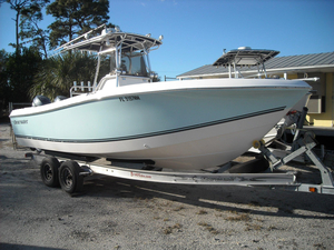 Used Clearwater 230 Center Console Center Console Fishing Boat For Sale