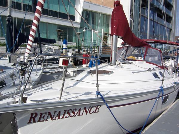 Used Dufour Gib'Sea 33 Cruiser Sailboat For Sale