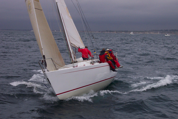 Used Andrews 43 Racer and Cruiser Sailboat For Sale