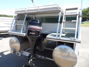 Used Suntracker Party barge Pontoon Boat For Sale
