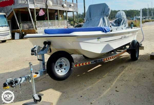 Used Mako Pro 16 Skiff Fishing Boat For Sale