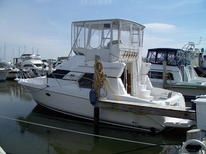 Used Silverton 351 Convertible Fishing Boat For Sale