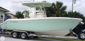 Used Cobia 237 CC Center Console Fishing Boat For Sale
