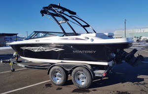 New Monterey 196FS Bowrider Boat For Sale