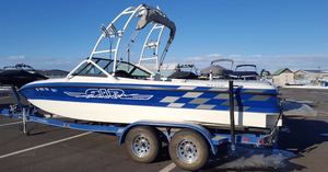 Used Centurion Elite Ski and Wakeboard Boat For Sale