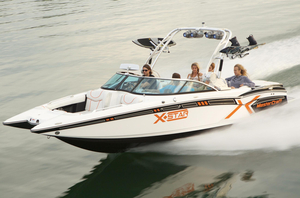 Used Mastercraft Xstar Bowrider Boat For Sale