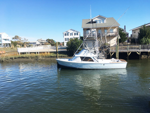 Used Bertram Sportfish Sports Fishing Boat For Sale