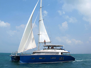 Used Albatros Marine J60 Catamaran Boat For Sale