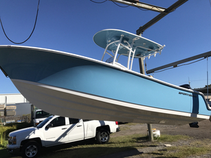 New Sportsman Boats 232 Open Center Console Fishing Boat For Sale